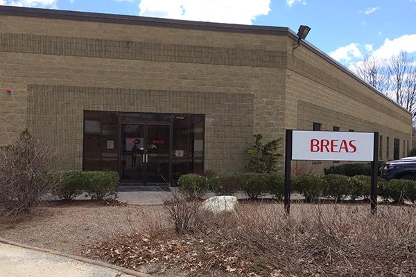 Breas-Billerica-office